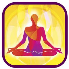 relax reiki relaxation icon