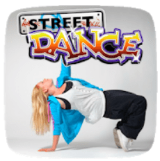 street dance moves icon