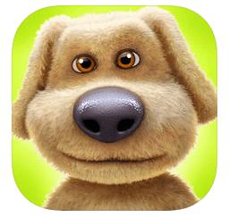talking ben the dog icon