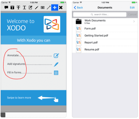 15 Free PDF editor apps for Android & iOS | Free apps for