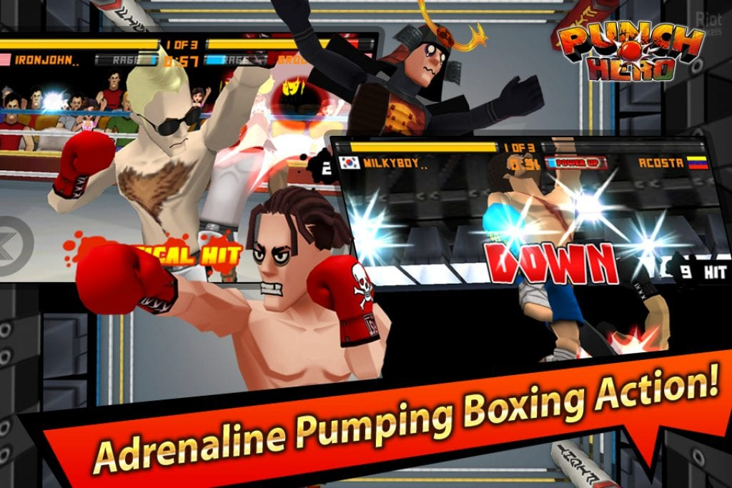 3d boxing games free download for windows 7