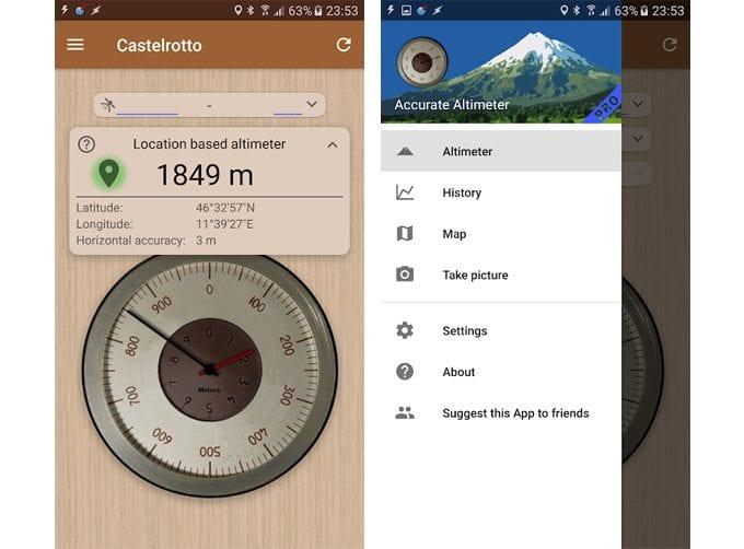 accurate altimeter app