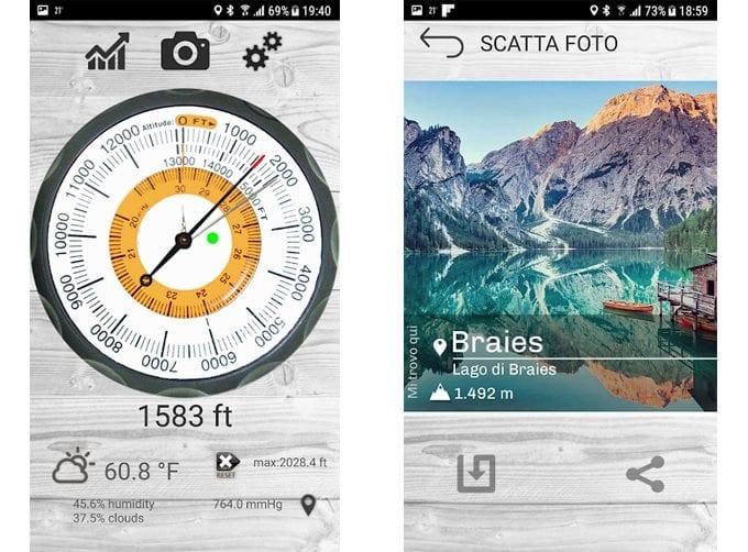 altimeter free app