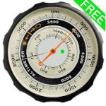 altimeter icon free