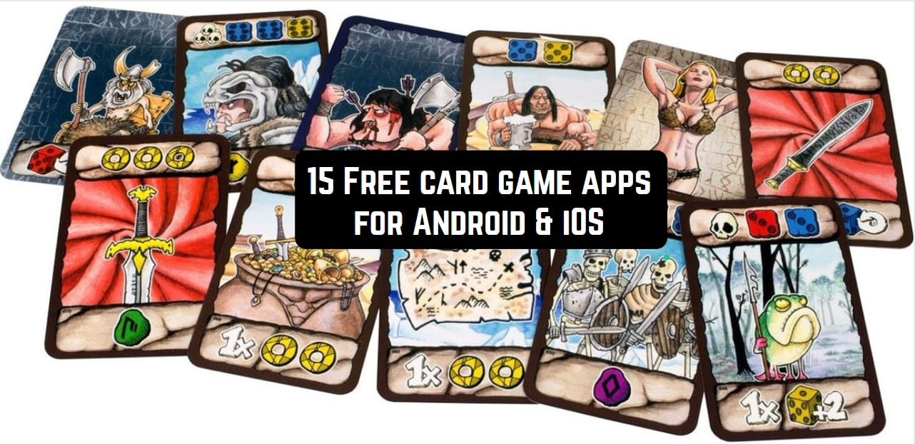 15 Free card game apps for Android & iOS   Free apps for Android and iOS