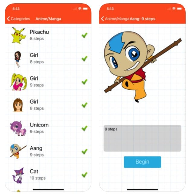 10 Free Anime Drawing Apps For Android Ios Free Apps For
