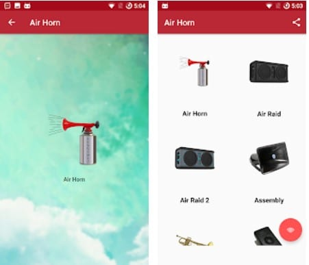 10 Best air horn apps for Android & iOS | Free apps for Android and iOS