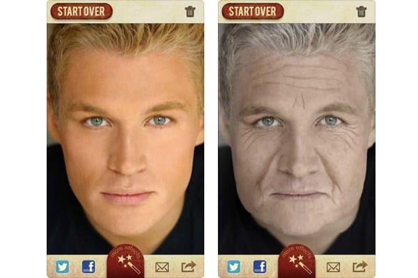 agingbooth app