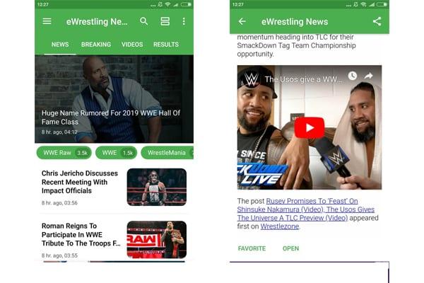 e wrestling app