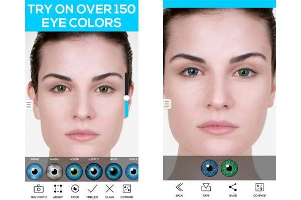 11 Best Apps To Change Eye Color Android Ios Free Apps
