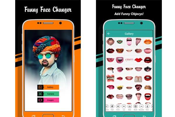 funny face changer app