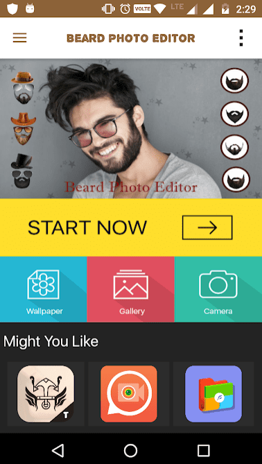 7 Best facial hair apps for Android & iOS | Free apps for