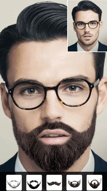 Beard Maker app