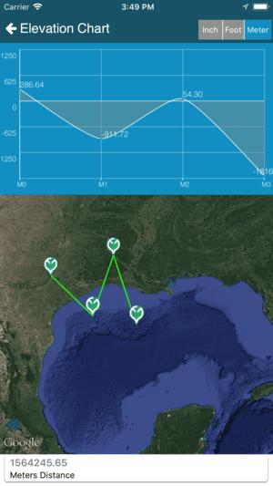 Geo Measure Area Calculator app