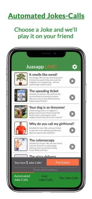 Juasapp app