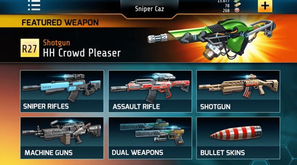 Kill Shot Bravo app