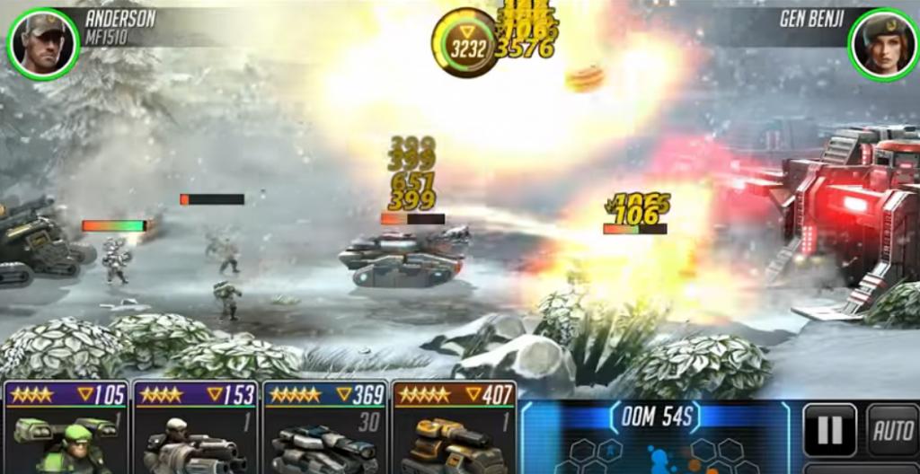League of War app