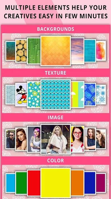 Poster Maker, Flyer Designer, Ads Page Designer app