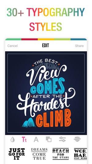 Poster Maker - Flyer Designer app
