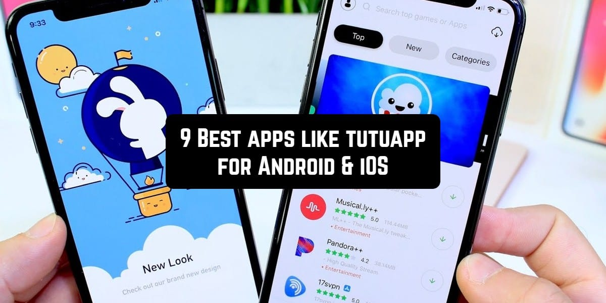 9 Best apps like tutuapp for Android & iOS | Free apps for Android