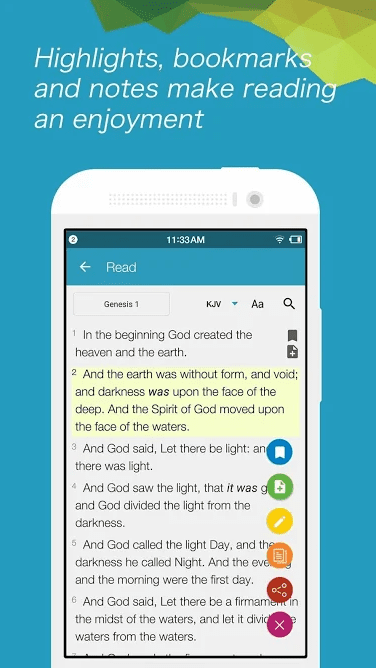 Bible - My Daily Devotional & Daily Verse app