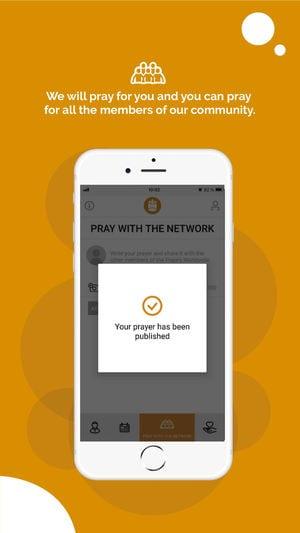Click To Pray app