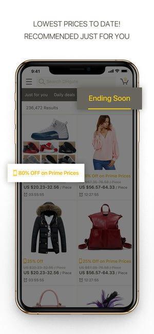 DHgate app