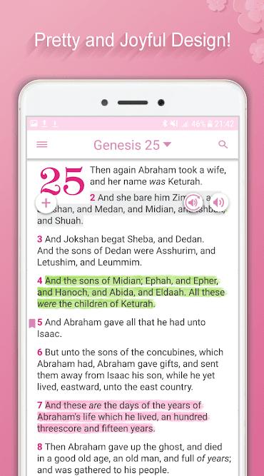 Daily Bible for Women & Devotion app