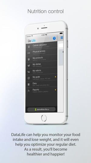 DiaLife app