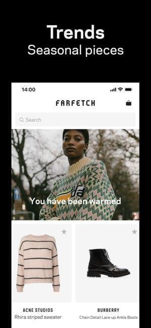 Farfetch app