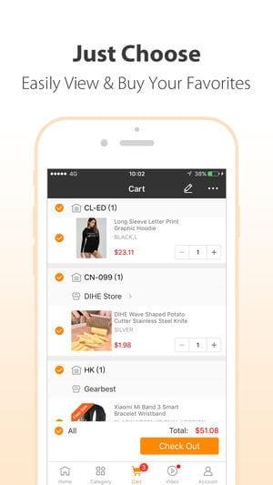 GearBest app