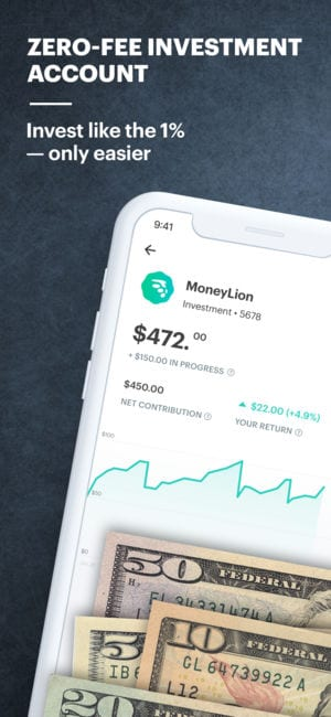 MoneyLion app