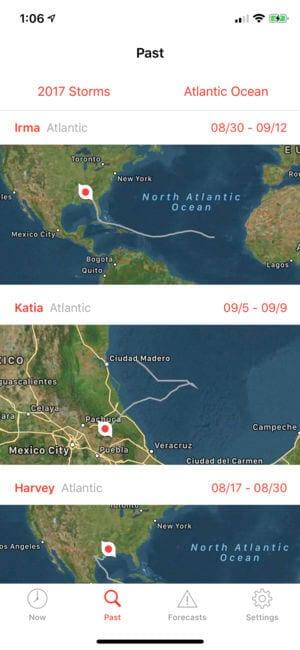 My Hurricane Tracker & Alerts app