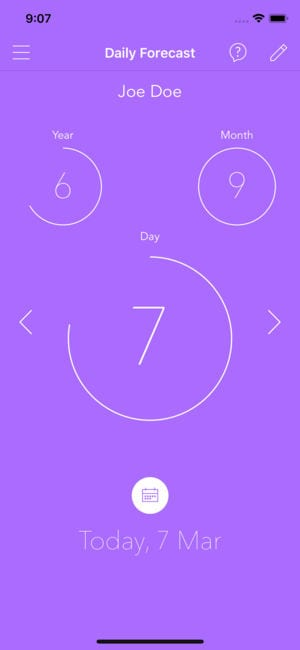 Pocket Numerology app review