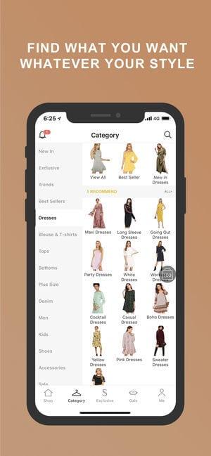 SHEIN app