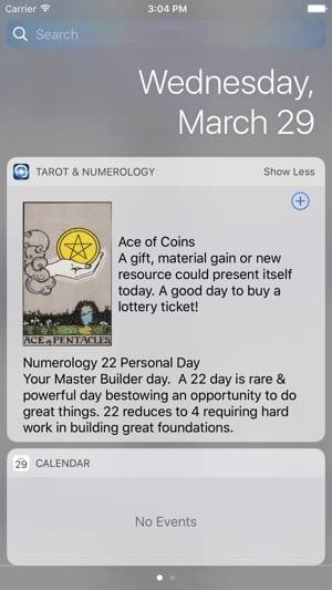 Tarot & Numerology app