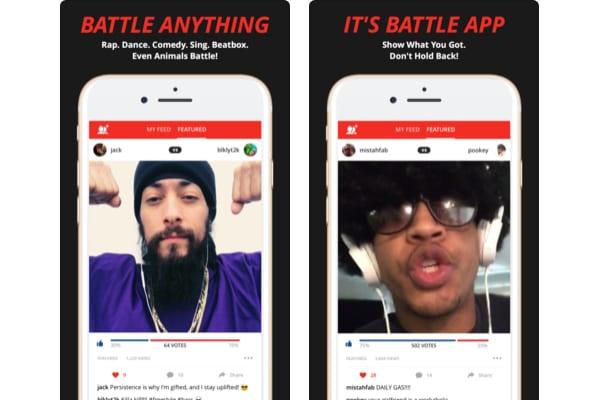 battle app