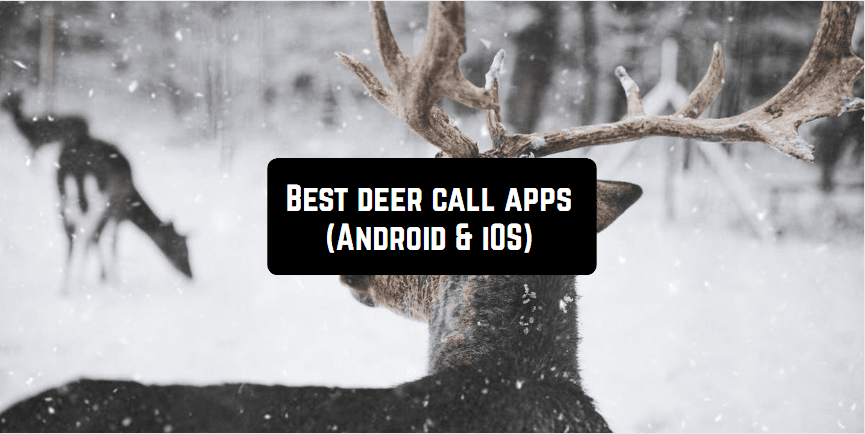 best deer call apps