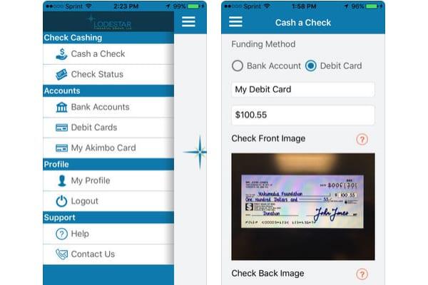 loadfast cash checking app