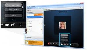 Skype movie
