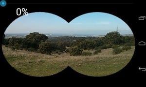 Binoculars xx zoomer