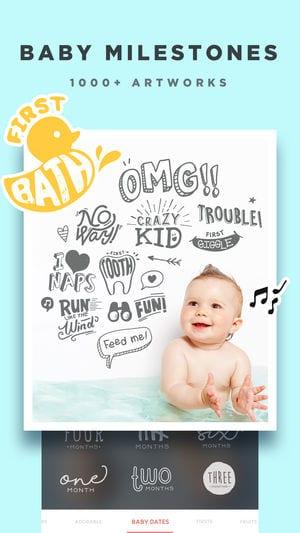 Baby Photo Editor & Pics Story app