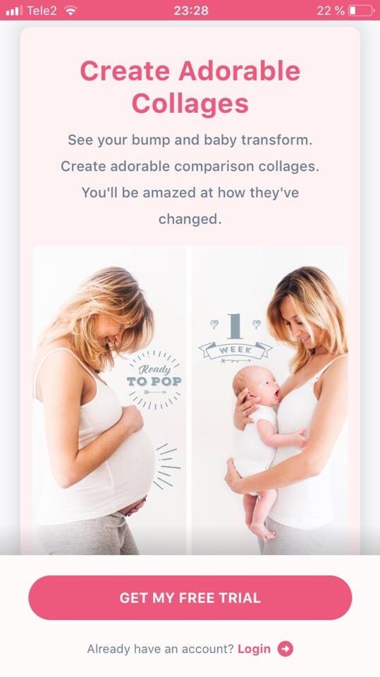 Baby Pics app