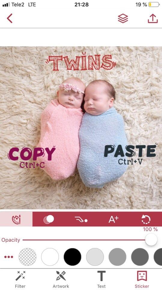 BabyPic - Pregnancy Milestones app