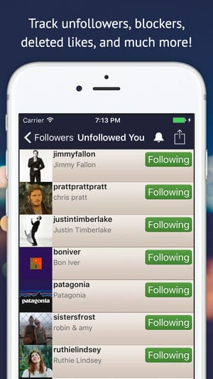 Followers Track for Instagram! app review