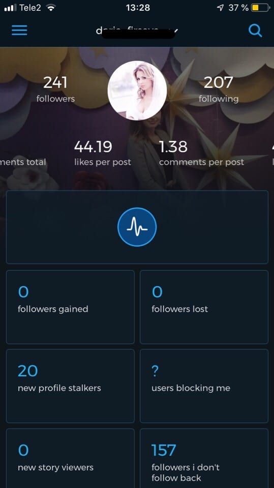 Reports+ Followers Analytics for Instagram app review