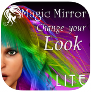 Magic Mirror Demo, Hair styler