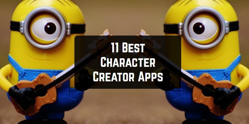 11 Best Character Creator Apps for Android & iOS | Free apps