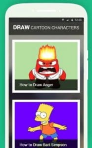 How to Draw Cartoon Characters
