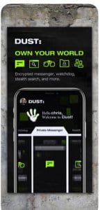 Dust - Privacy & Security Suite